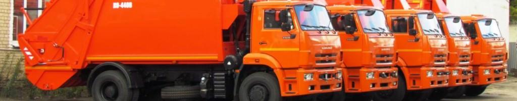 Дезинфекция грузового автотранспорта