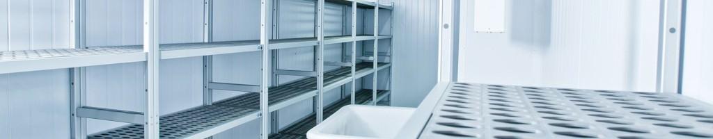 Регулярная дезинфекция холодильных камер