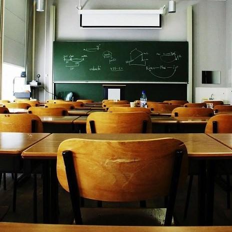 Интерьер помещения образовательной аудитории