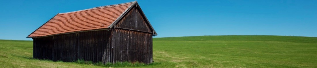 Дом в поле